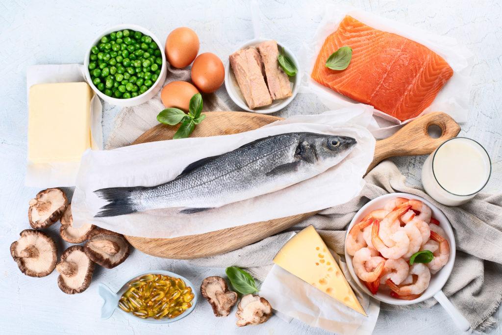 aliments-vitamine-d