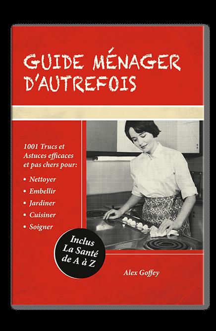 Guide ménager d'autrefois