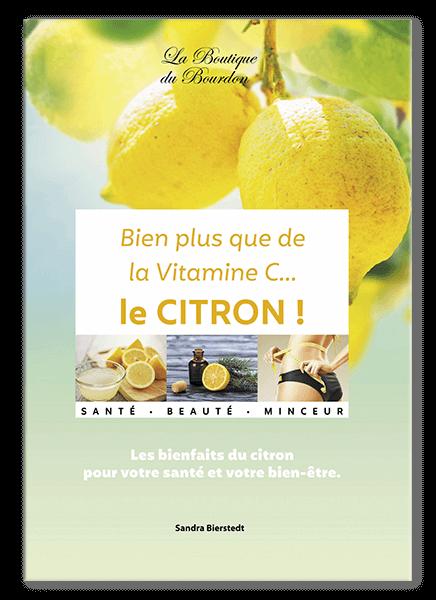 Bien plus que de la vitamine C - Le Citron